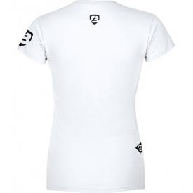 T-Shirt Damski 901 - Biały