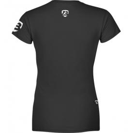 T-Shirt Damski 902 Czarny