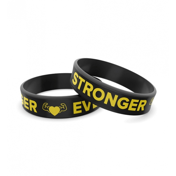 Opaska Silikonowa 016 - STRONGER-EVERYDAY