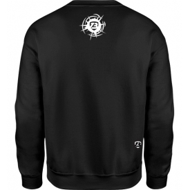 Crewneck 003 - Czarny