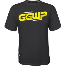 T-Shirt 004 - Czarny