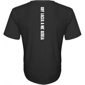T-Shirt 002 - Czarny