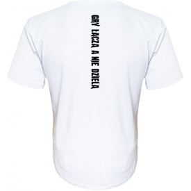 T-Shirt 002 - Biały