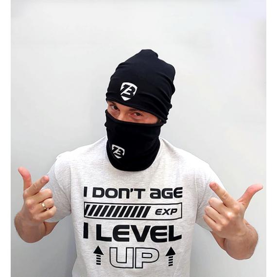 """T-Shirt """"I don't age I level up"""""""